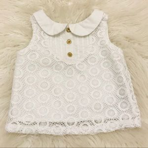 Oshkosh Genuine Baby White Top